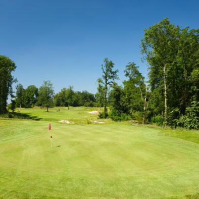 Hole 2 Limburg Course